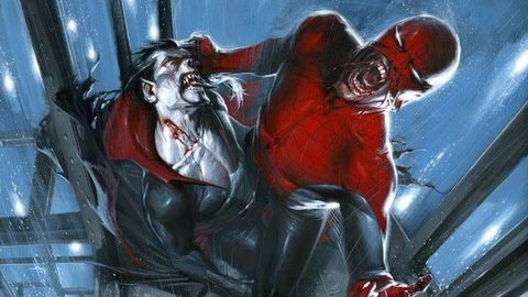 Morbius Spider-Man Jared Leto Marvel Sony Venom