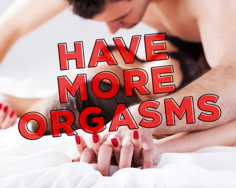 9 Sex Moves that Make It Way Easier to Orgasm
