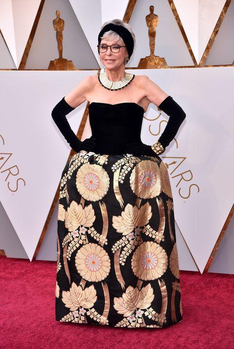 Rita Moreno 2018 Oscars