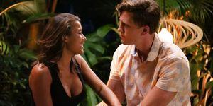 Morgan en Evan in Temptation Island USA