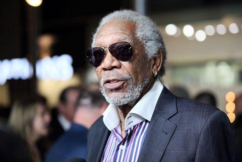 Morgan Freeman Releases New Statement Addressing Allegations