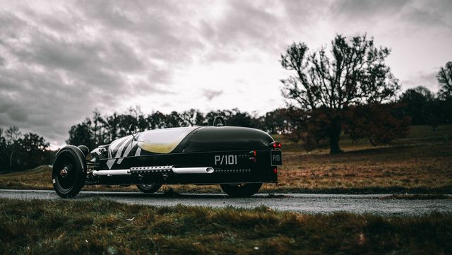 morgan 3 wheeler p101
