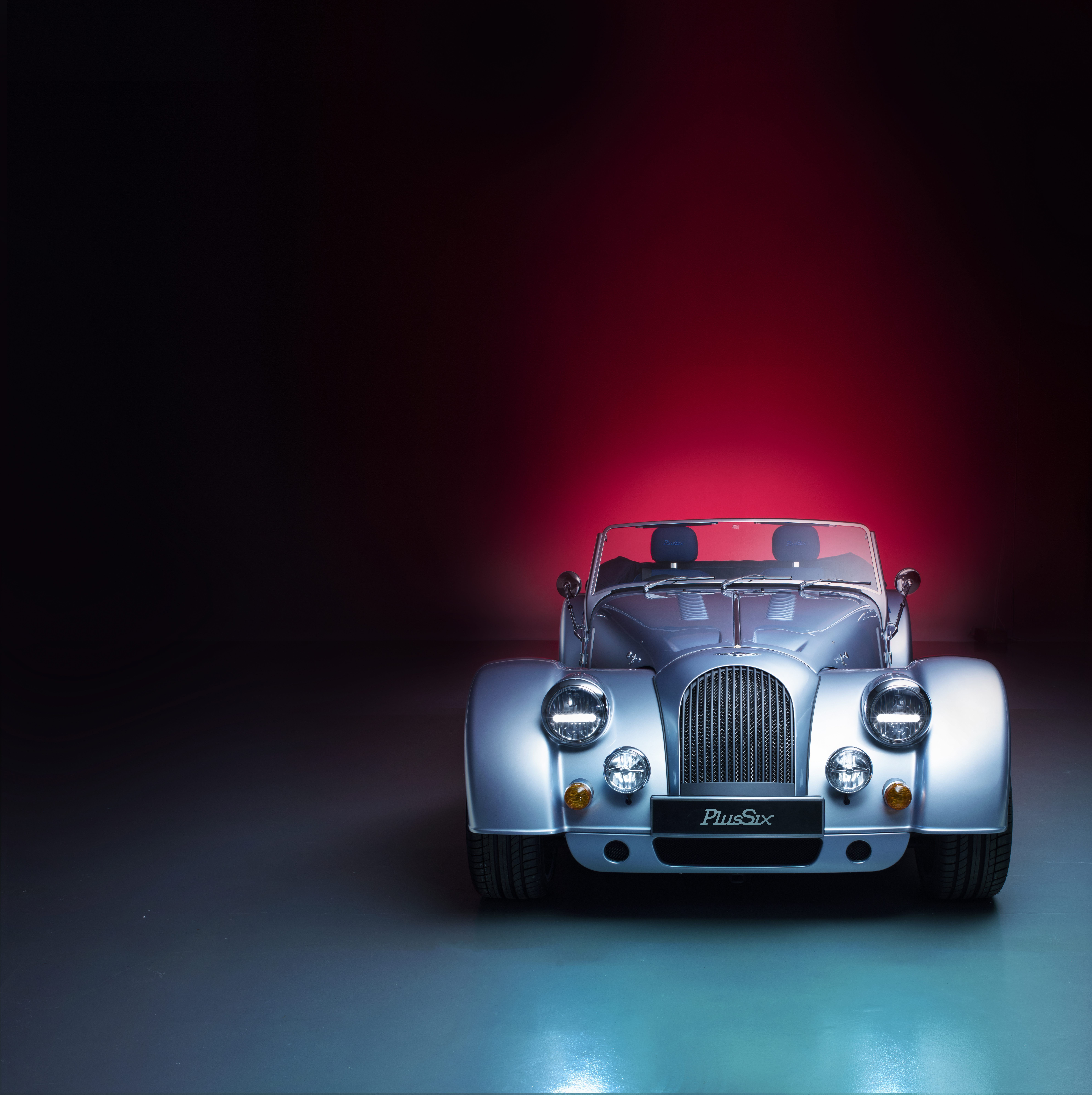 The Morgan Plus Six – All-New Model That Respects Company Tradition
