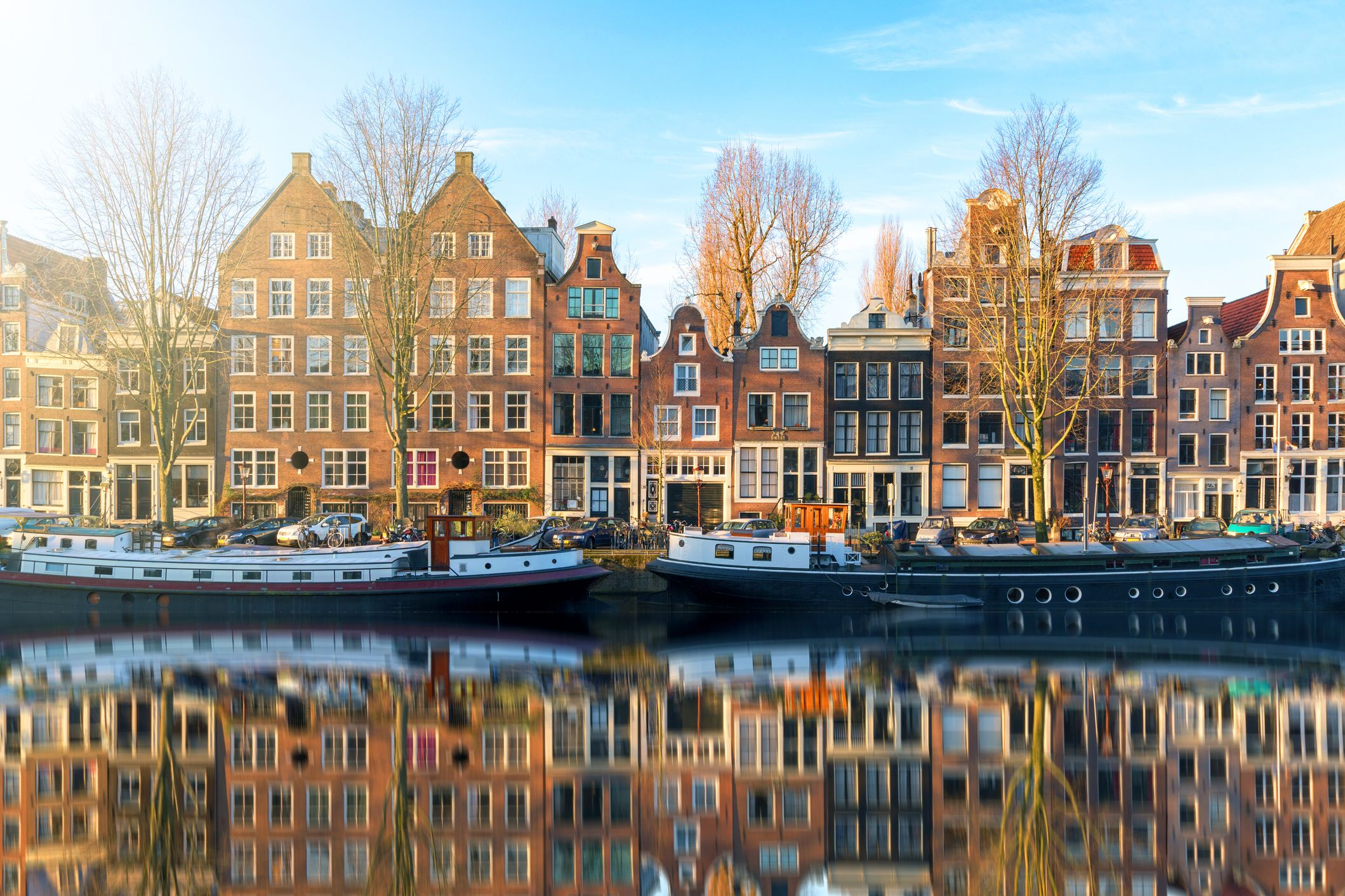 valentine's day short breaks under £200: Amsterdam