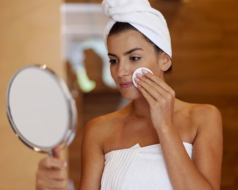 The Silly Skin-Care Mistake You're Making Each Morning