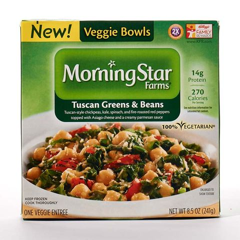 Morningstar Farms Tuscan Greens & Beans Veggie Bowl