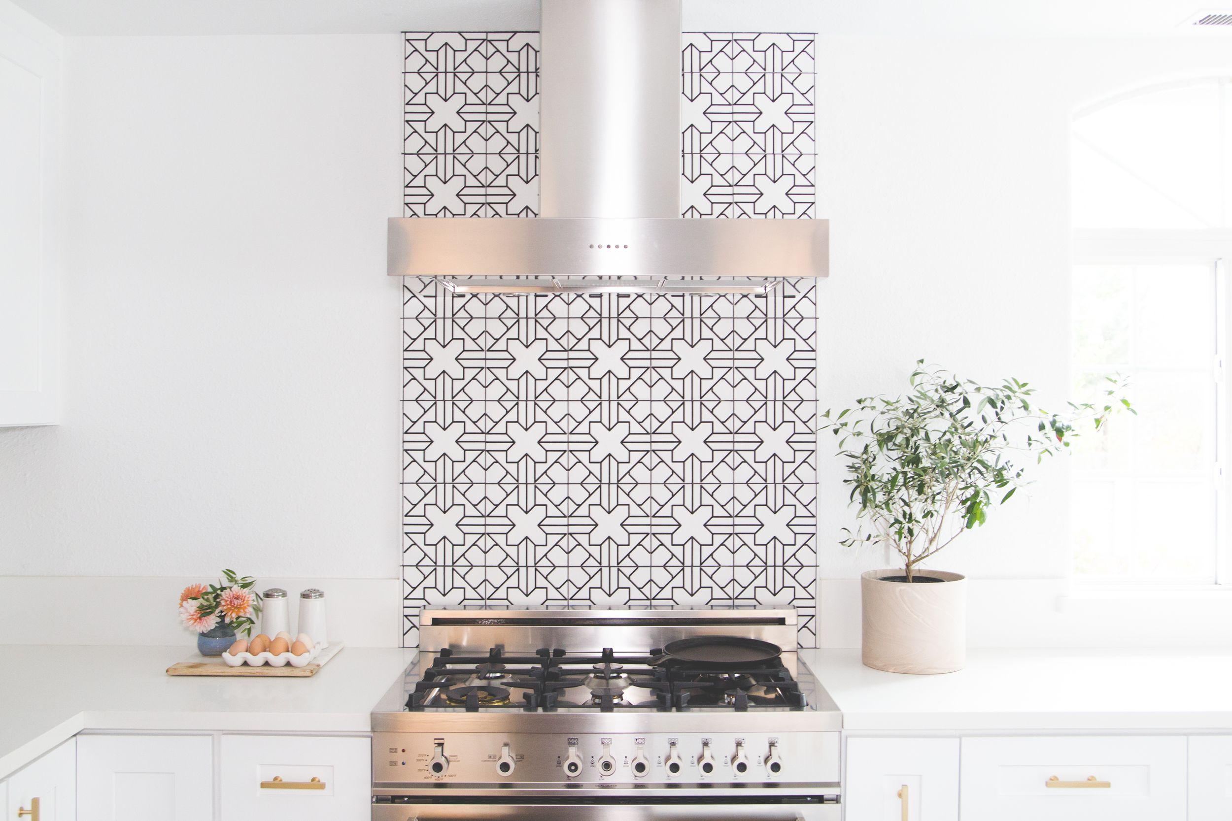 image & Best Kitchen Backsplash Ideas - Tile Designs for Kitchen Backsplashes