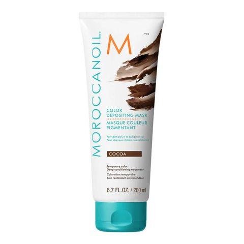 moroccanoil cocoa haarmasker kleur