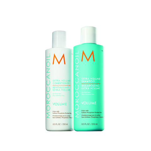 Moroccanoil Extra Volume Shampoo & Conditioner