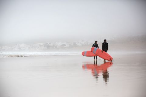 Taghzaout beach surfingMorocco