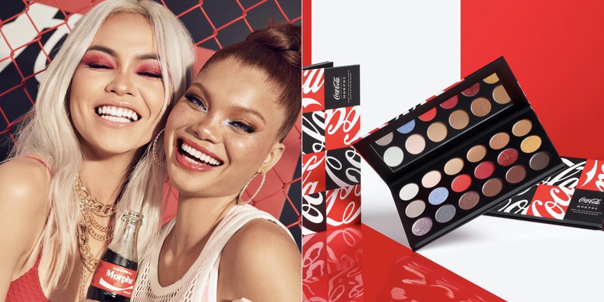 Coca Cola Makeup Collection