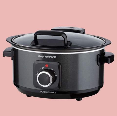 Morphy Richards Sear and Stew Hinged Lid Slow Cooker 3.5L