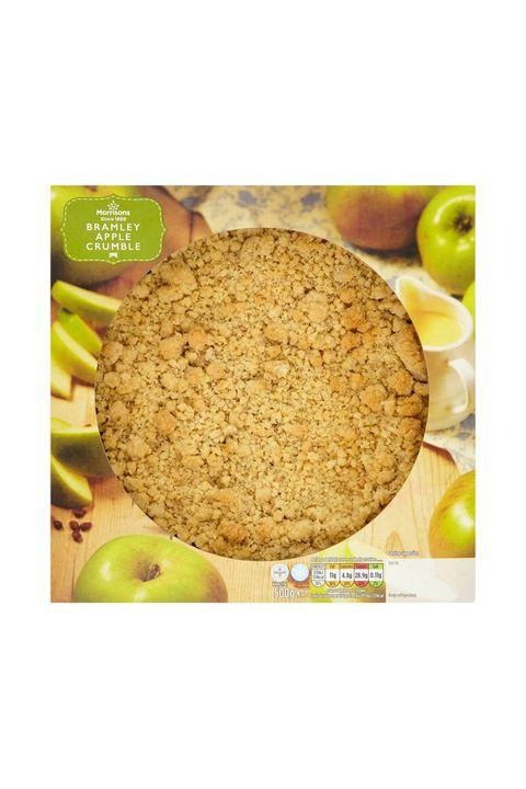 best apple crumble 2020