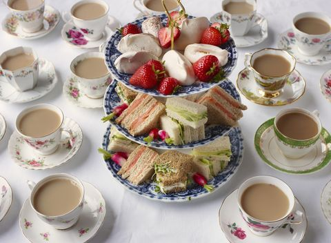 morrisons' afternoon tea kit is the cutest thing ever