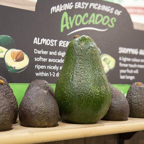 Morrisons brings back giant avocados