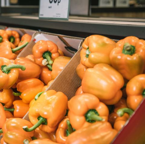Morrisons launch plastic-free vegetables and fruits