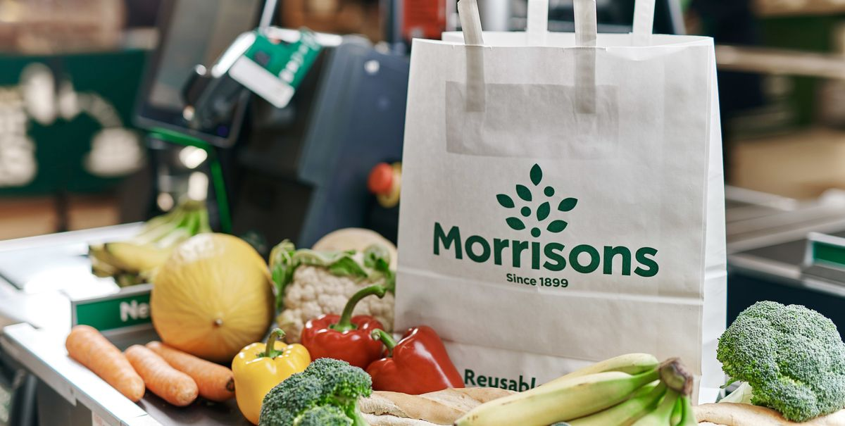 Morrisons to ditch plastic 'bags for life' and replace them with sturdy  paper alternatives