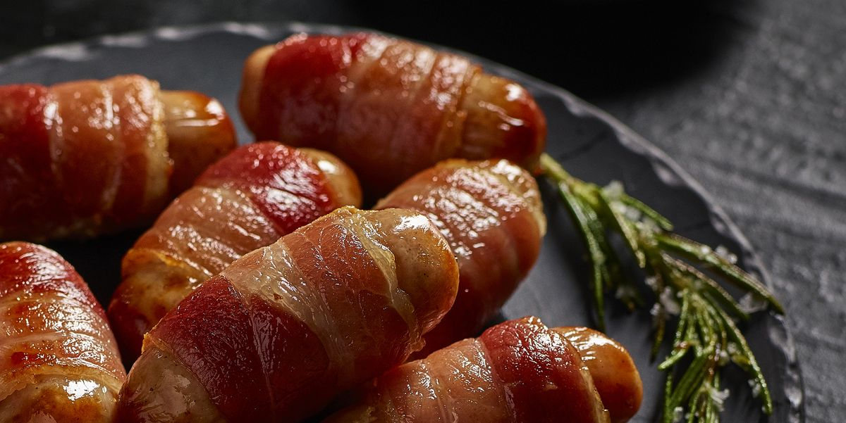 Morrisons Cheesy Pigs In Blankets Make For A Decadent