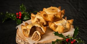 Morrisons vegan pork pie