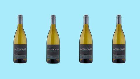 Morrisons white wine