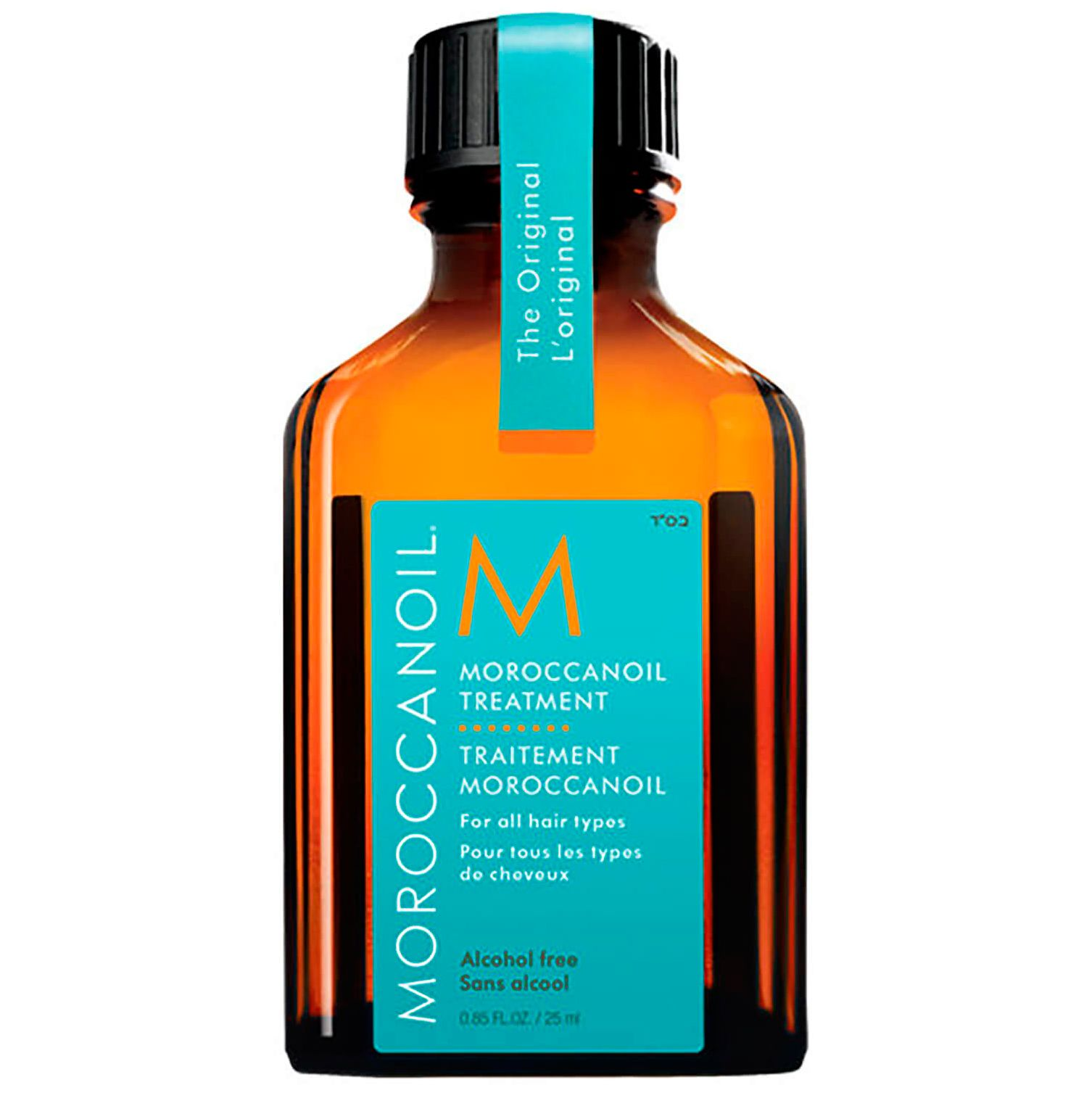 Argan oil: Best for dry or frizzy hair