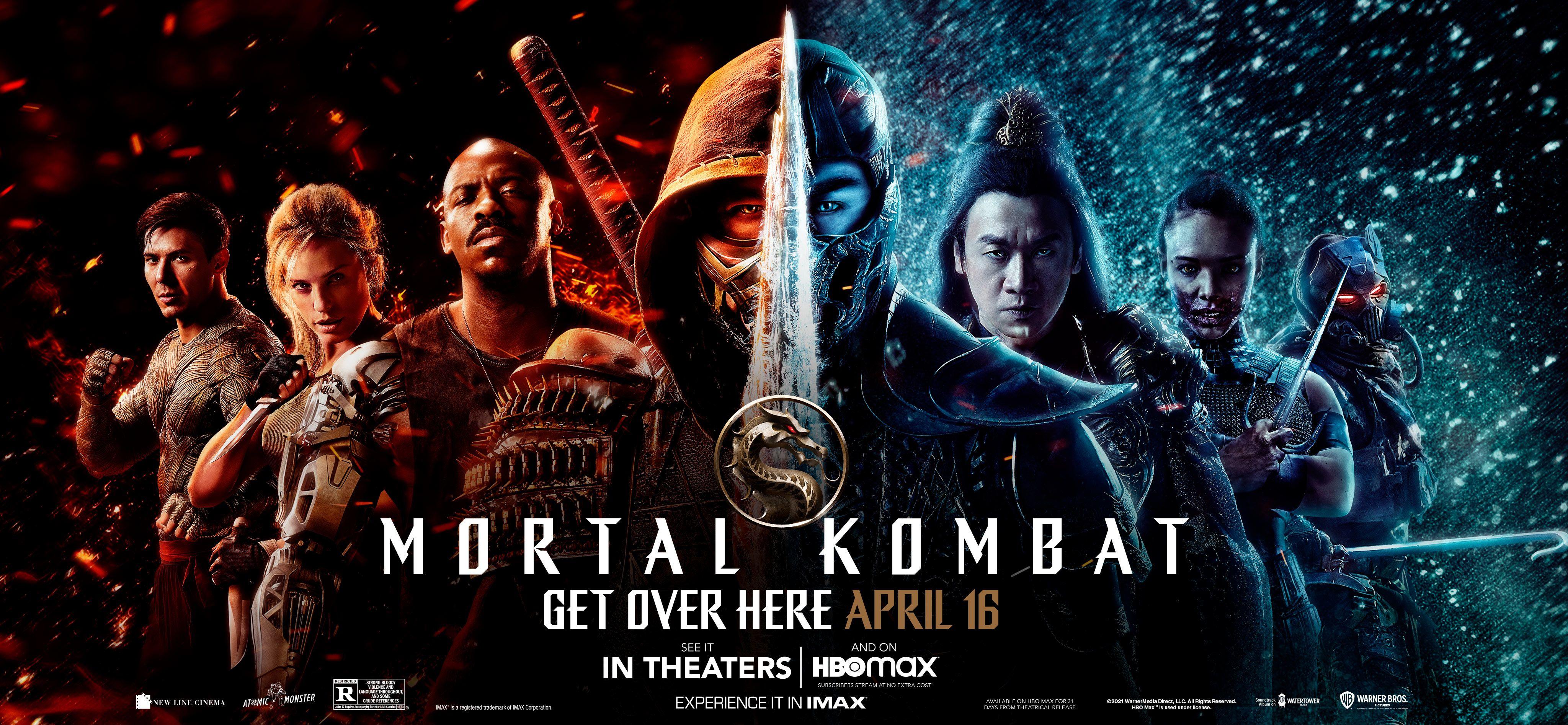 Mortal Kombat, reacción de los fans al trailer sin censura