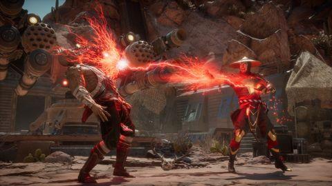 mortal kombat, video game, fighting