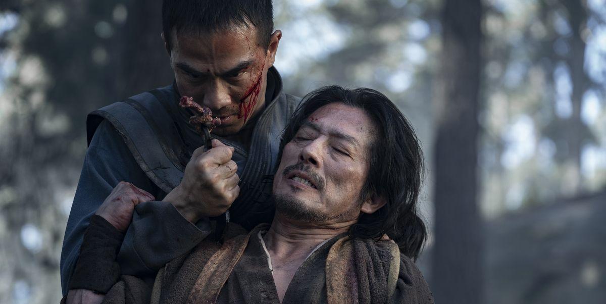 Mortal Kombat trailer - movie reboot delivers gory fatalities
