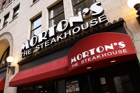 mortons steakhouse open on christmas