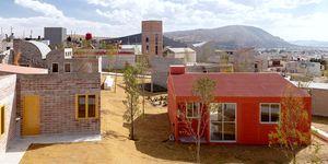 MOS Laboratorio de Vivienda Mexico