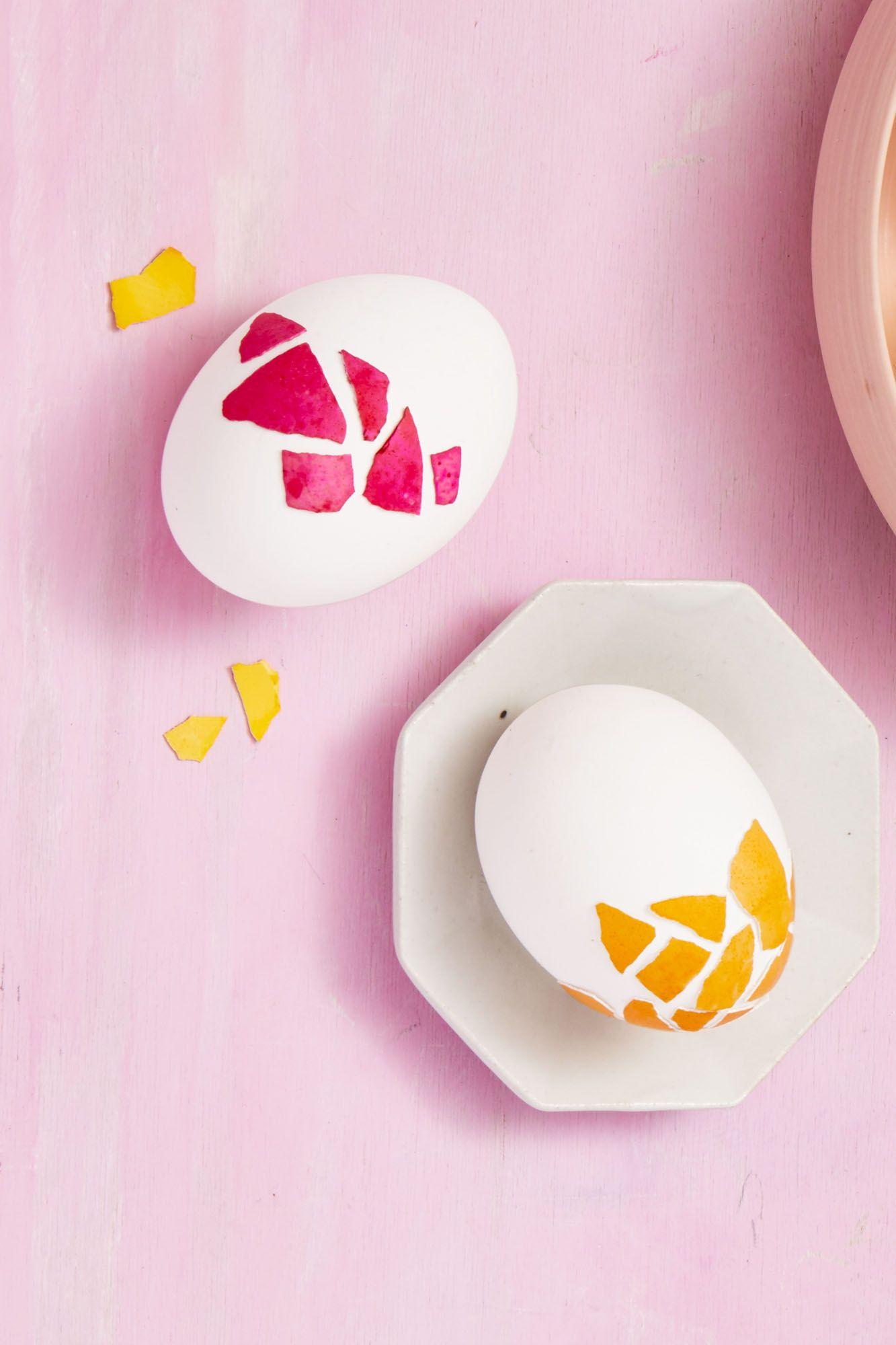 58 Best Easter Egg Designs - Easy DIY Ideas for Easter Egg Decorating