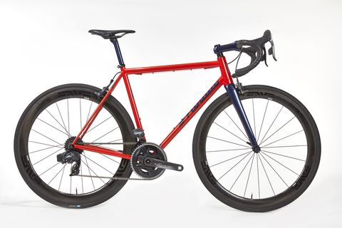 Land vehicle, Bicycle, Bicycle wheel, Bicycle frame, Bicycle part, Vehicle, Bicycle tire, Bicycle handlebar, Bicycle stem, Bicycles--Equipment and supplies,