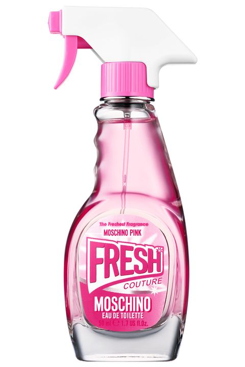 Pink, Product, Liquid, Material property, Hand, Fluid, Magenta, Spray, Cleaner,