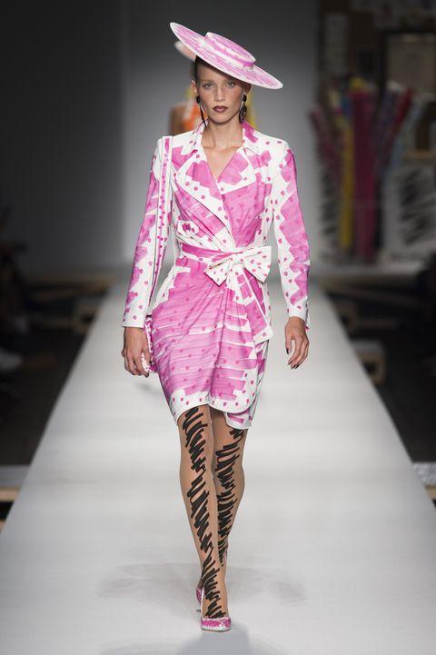 Moschino, Moschino SS 19, MFW, MFW SS 19, Milano fashion week, Milano, Fashion week, primavera estate 2019, real time women SS 19, sfilate