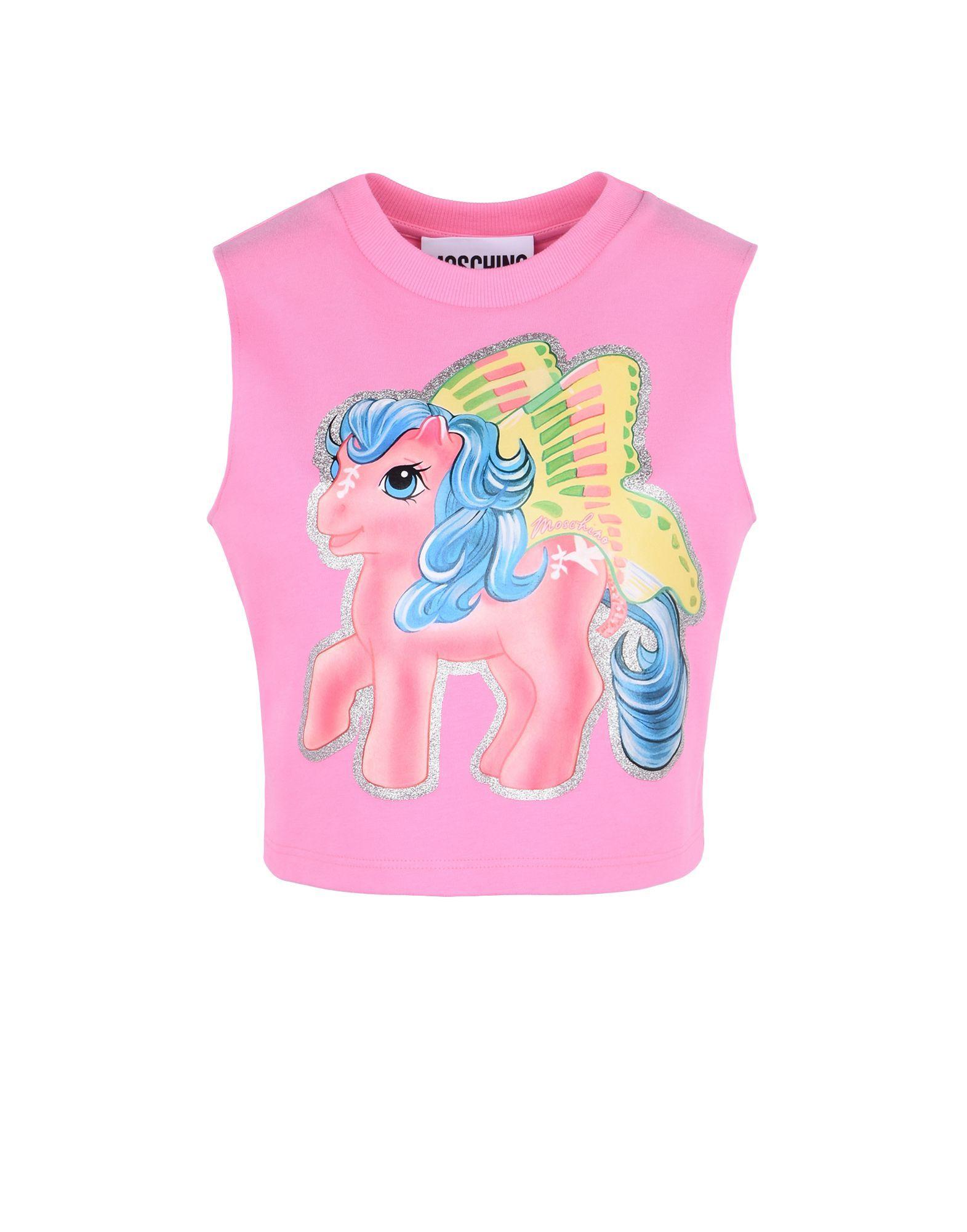 moschino my little pony