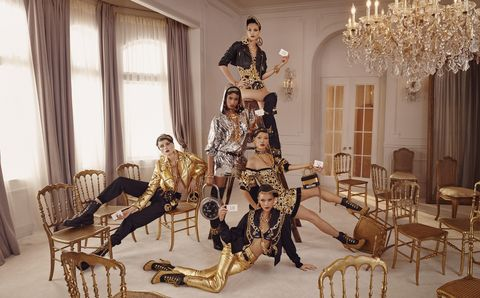 H&M,設計師訪問,Moschino,Jeremy Scott,迪士尼,MTV,MOSCHINO [tv] H&M,設計師聯名系列