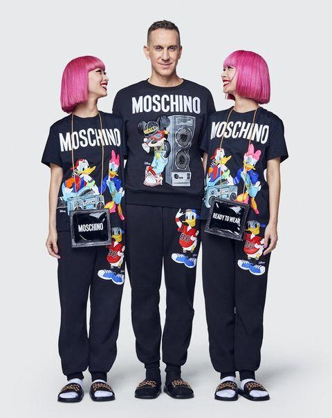H&M, Jeremy Scott, MOSCHINO [tv] H&M, MTV, Moschino, 設計師聯名系列, 設計師訪問, 迪士尼