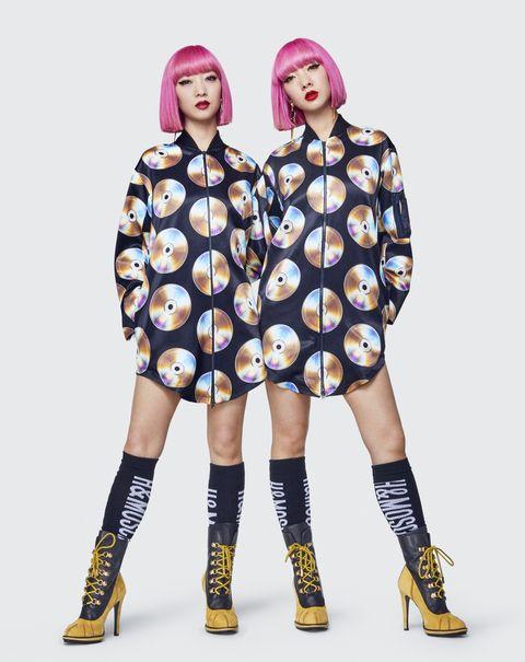 Moschino TV H&M, lookbookbeelden, eerste beelden moschino H&M