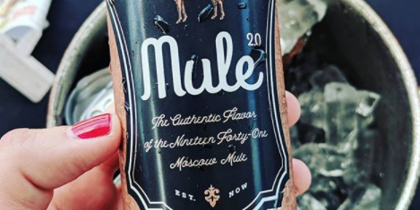 You Can Now Buy Canned Moscow Mules Merican Mules Delish Com