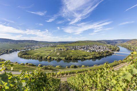 European river cruises - Moselle river cruise