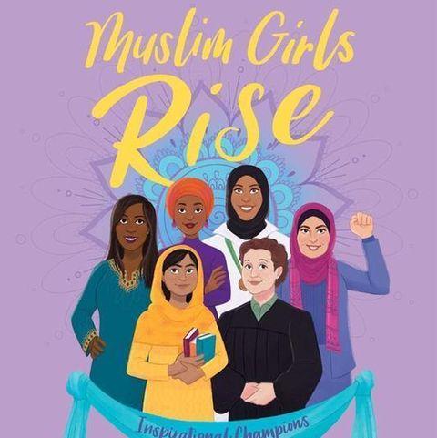 boek moslim girls rise