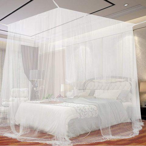 Mosquitera para cama de matrimonio