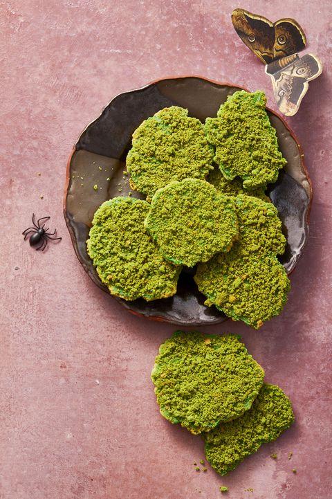 moss cookies