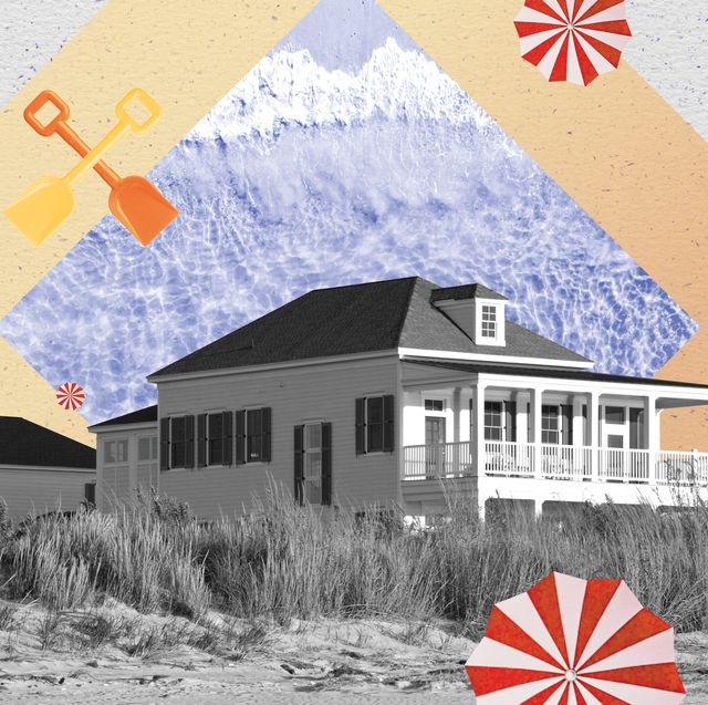 House Beautiful Most affordable beach towns / affordable places to buy a Beach house