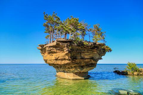 most beautiful places america michigan