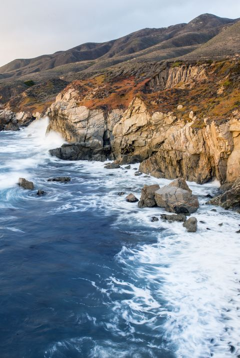 most beautiful places in the us big sur