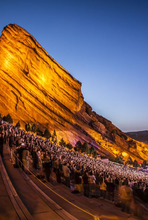most beautiful places in the us red rocks