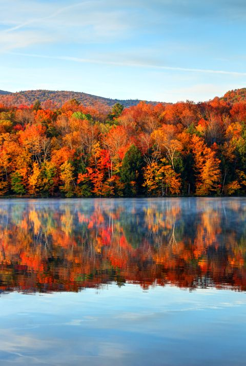 most beautiful places in the us vermont foliage