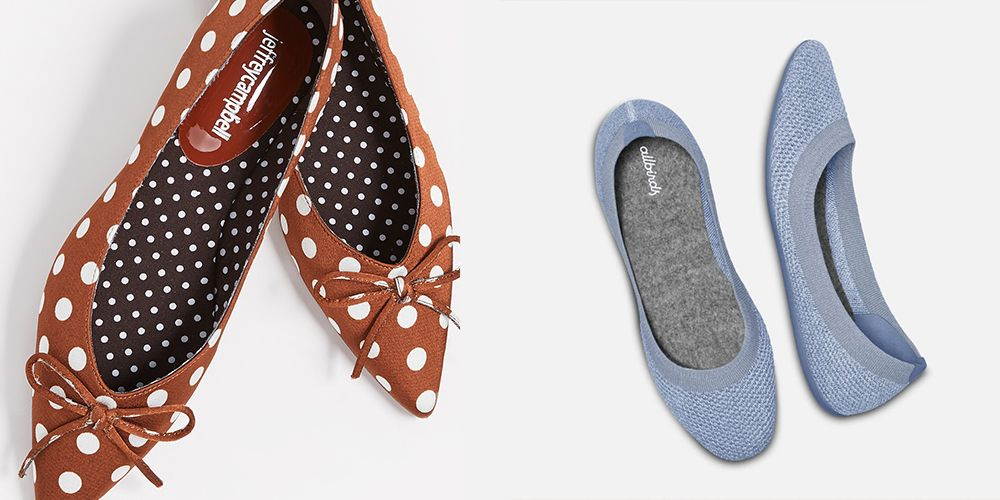 13 Comfortable Flats You Can Wear With Anything