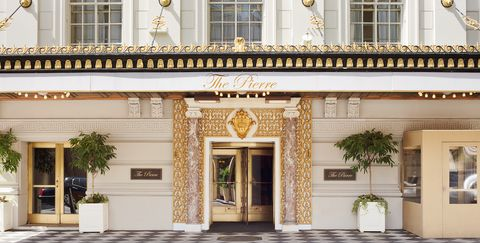 the pierre hotel has new york city s most expensive rental luxury